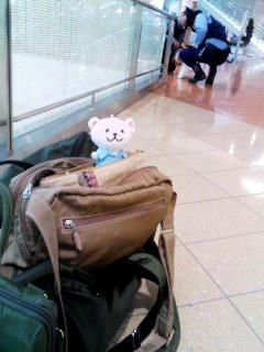 帰るまでが旅なんです。