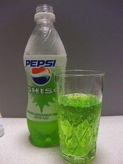 SHISO Pepsi